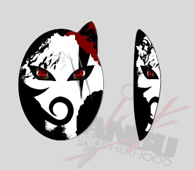 Lost Kage Mask 3