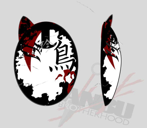 Lost Kage Mask 4