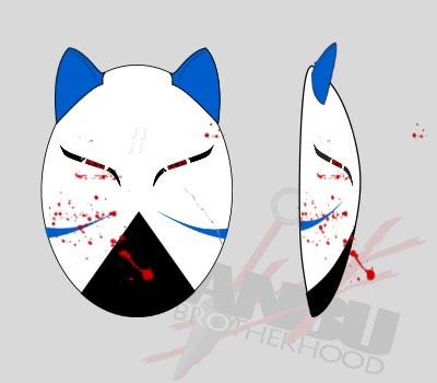 Your Faceless ANBU Brotherhood Mask