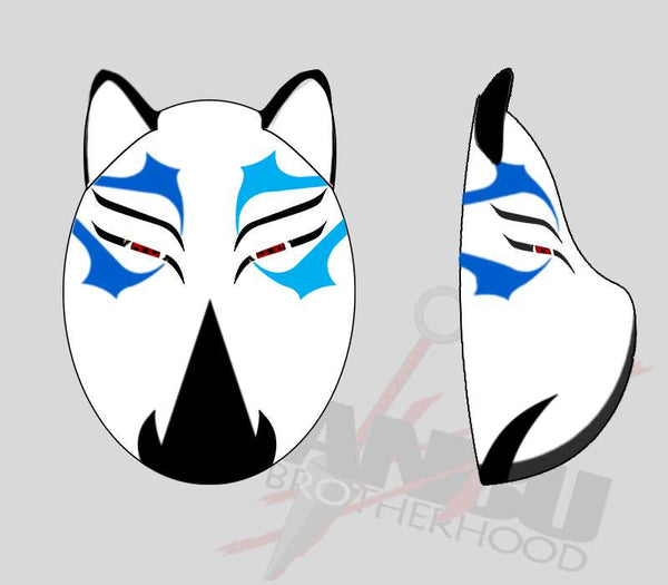 Your Custom ANBU Brotherhood K9 Mask (WHITE)