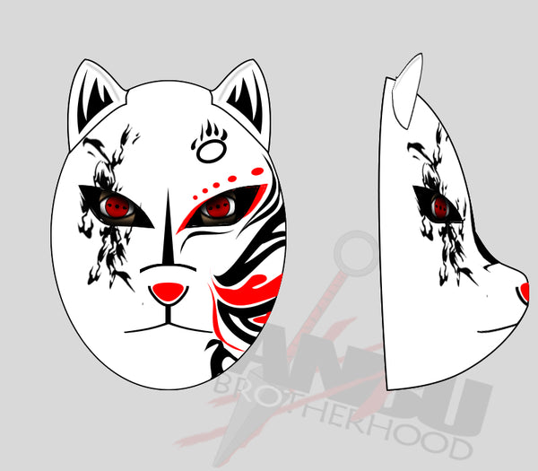 Your Custom ANBU Brotherhood Weasel Mask