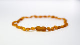 Baltic Amber Baby Necklace Honey