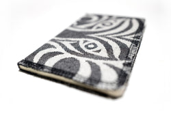 Exclusive Wrap Scrap Lined Notebook in Raja Zen