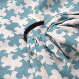 Daiesu Jigsaw Teal Ring Sling