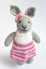 HomeToys by Galatova Hand Knitted Bunnies
