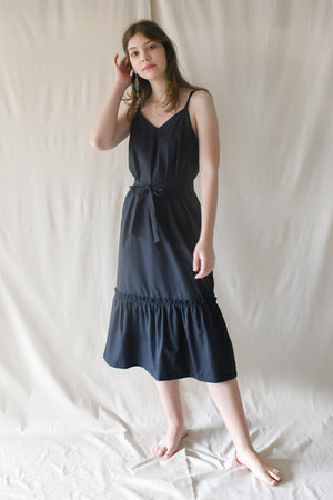 Claudia Dress/Midnight