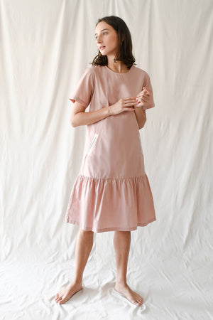 Eleanor Dress / Strawberry