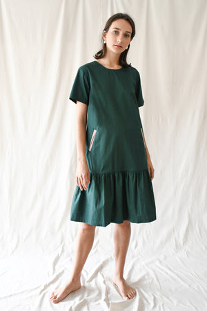 Eleanor Dress / Forest