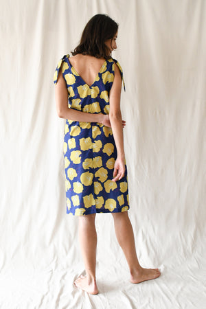 Prints Thea Dress / Yellow Floral