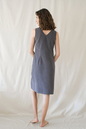 Celia Dress / Grey