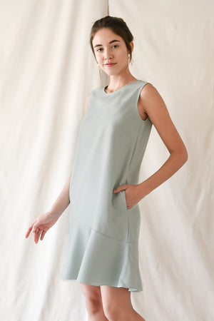 Swing Dress / Mint
