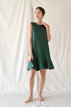 Swing Dress / Forest