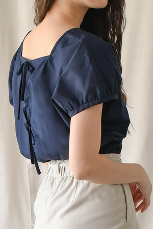 Miranda Blouse / Midnight
