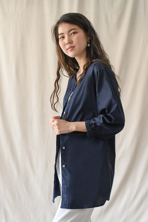Sue Shirt / Midnight