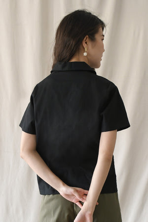 Edith Blouse / Black