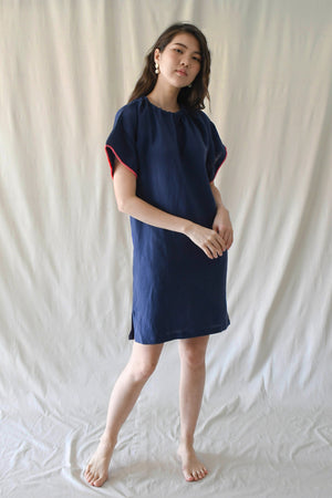 Hammock Dress / Navy