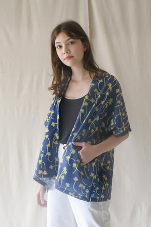 (CLOSED) Prints Kimono Outer / Wildflower