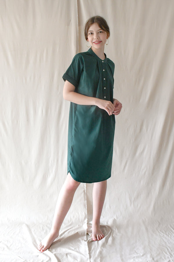 Lauren Dress / Forest
