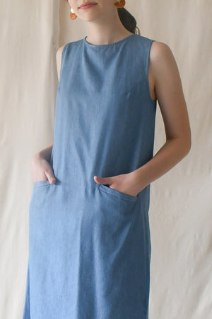 Sylvie Dress / Denim