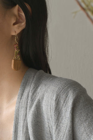 MUYU Earrings / A Natural World 03