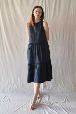 Fran Maxi Dress / Midnight