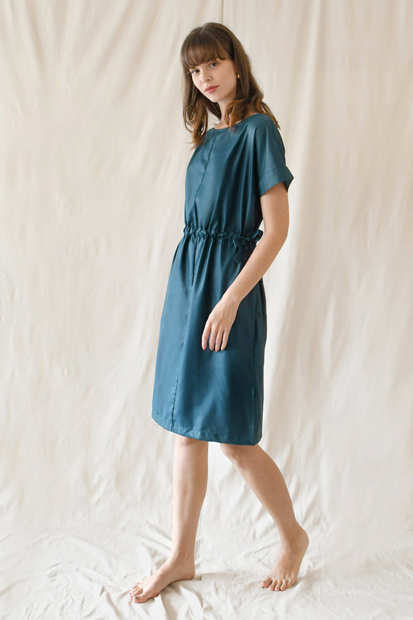 Penelope Dress / Teal