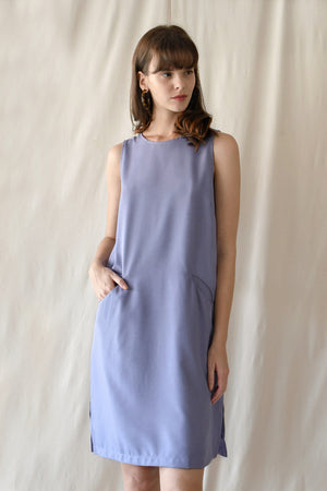 Pauline Dress / Lavender