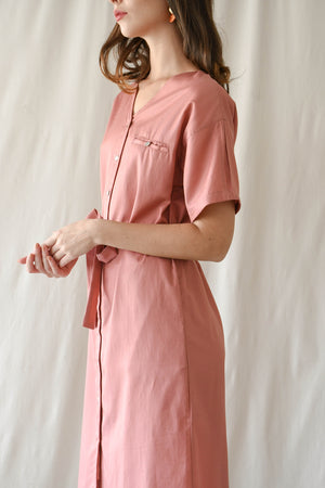 Sonia Dress / Bubblegum