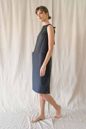 Sylvie Dress / Midnight