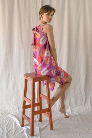 Prints Sylvie Dress / Scrub Party