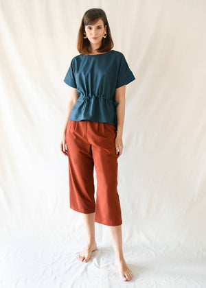 Diana Pants / Rust