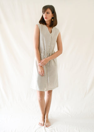Lea Dress / Oatmeal