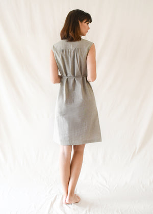 Lea Dress / Pebble