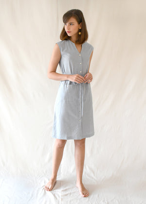 Lea Dress / Blue