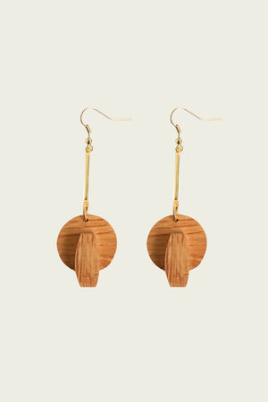 MUYU Earrings / A Natural World 04