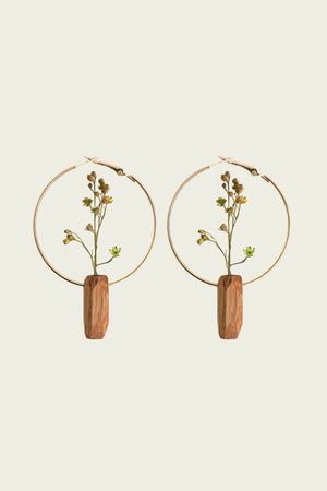 MUYU Earrings / A Natural World 05