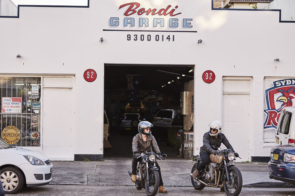 Bondi Cafe Racers - Lars and Finn from Haywire Cycles | Pacifico People