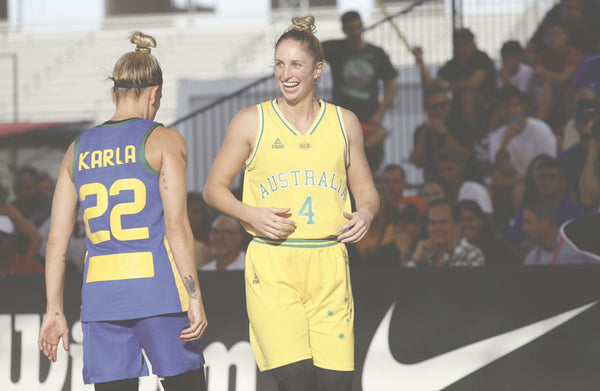 Rebecca Cole - The Rise of Australian Basketball
