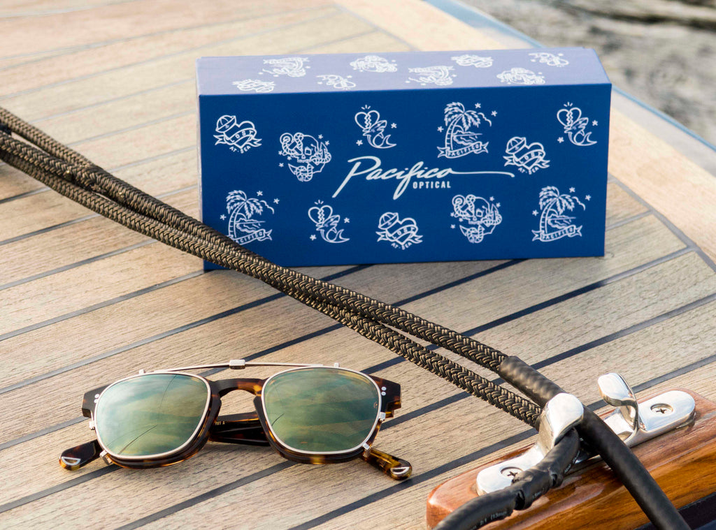 Pacifico Optical Yacht Master Lauren Webster