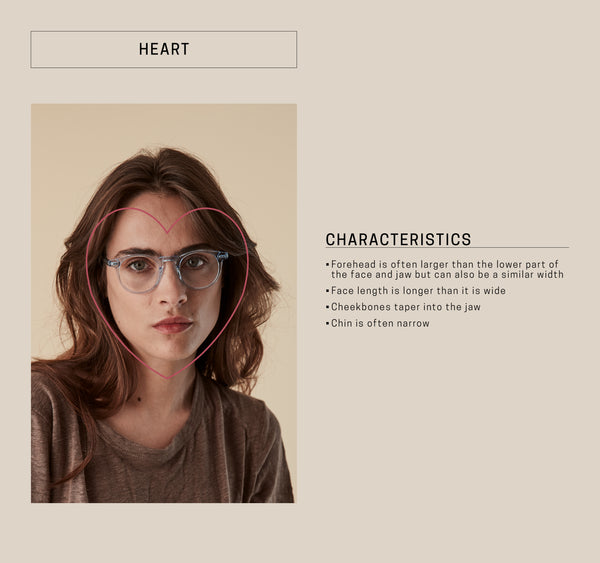 Pacifico Optical - What is my face shape?