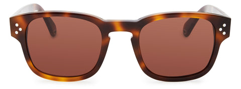 Pacifico Optical Ashley Choc Havana Brown Lens
