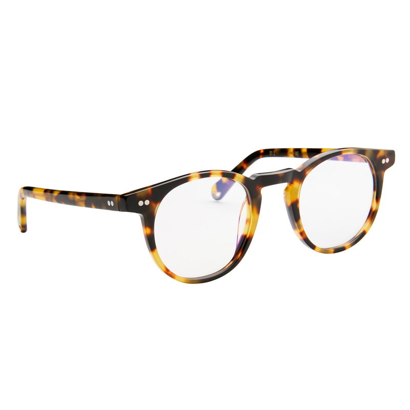 Buckler - Tokyo Tortoise with Blue Light Lenses
