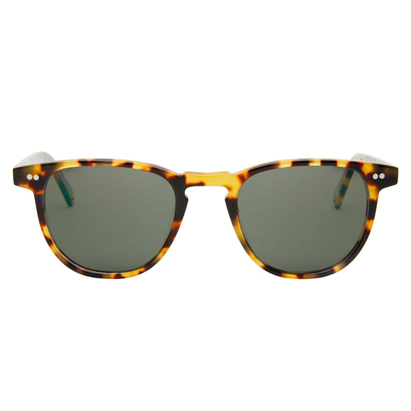 Campbell - Tokyo Tortoise with Green Lenses