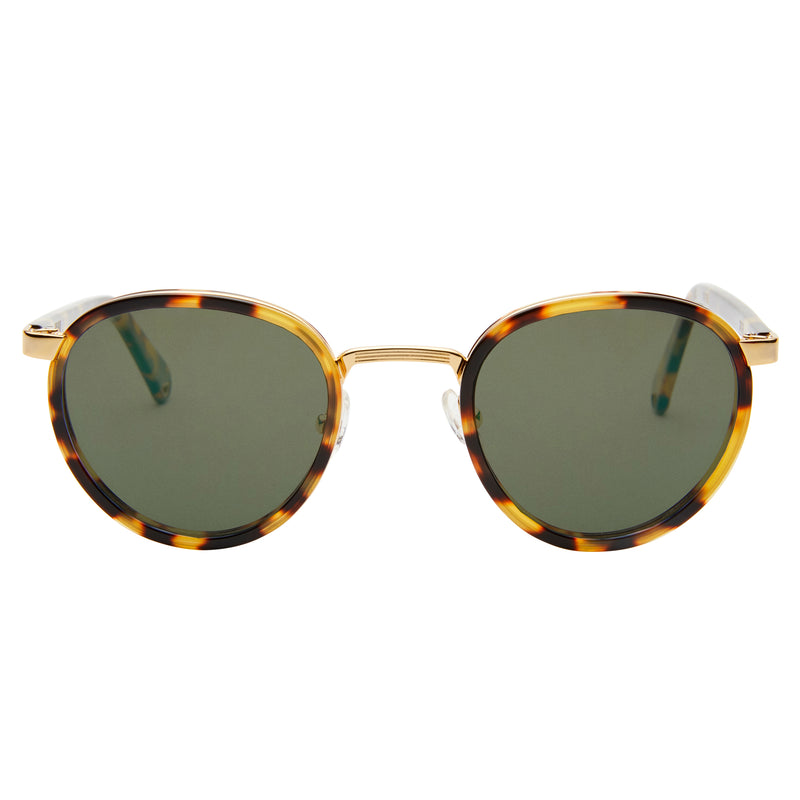 Carter - Tokyo Tortoise with Green Lens