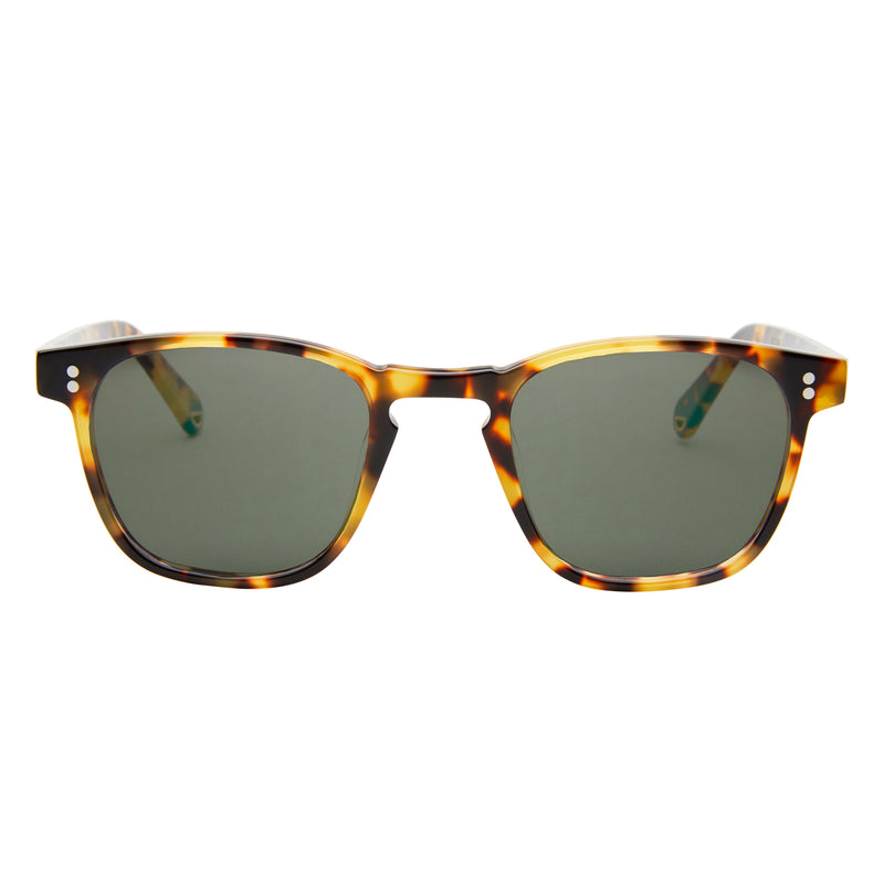 Hardy - Tokyo Tortoise with Green Lenses