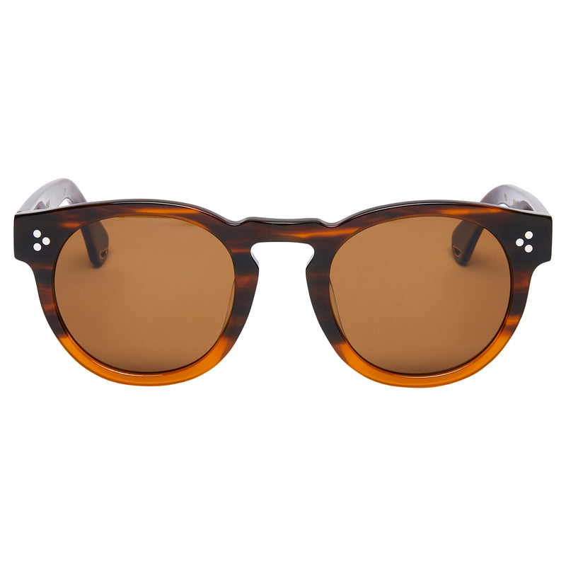 Lola - Caramel with Polarised Brown lens
