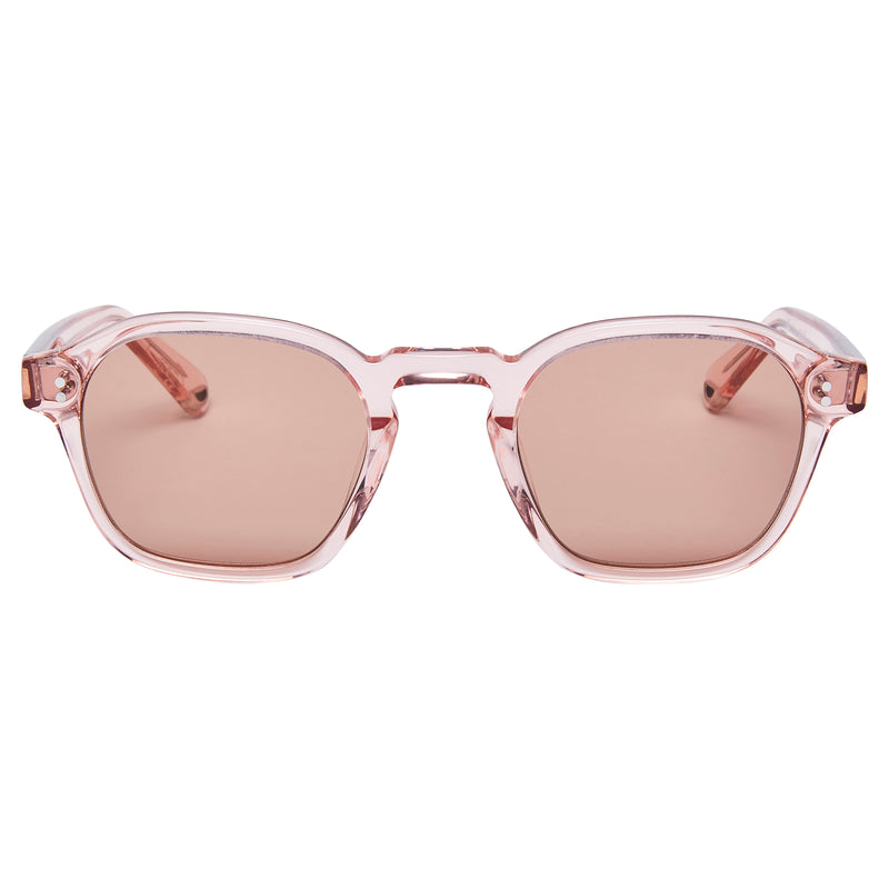Lucius - Capri Pink with Tan Lens