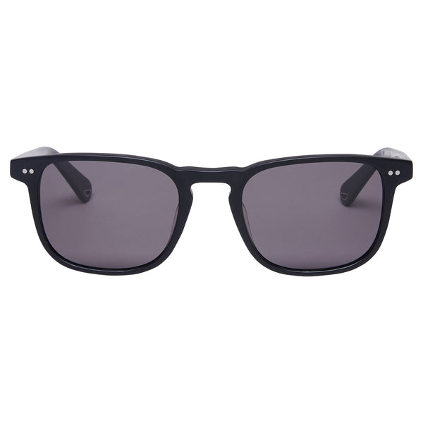 Blair - Matte Black with POLARISED Grey Lens