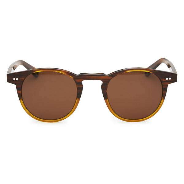 Buckler - Caramel with POLARISED Brown Lens