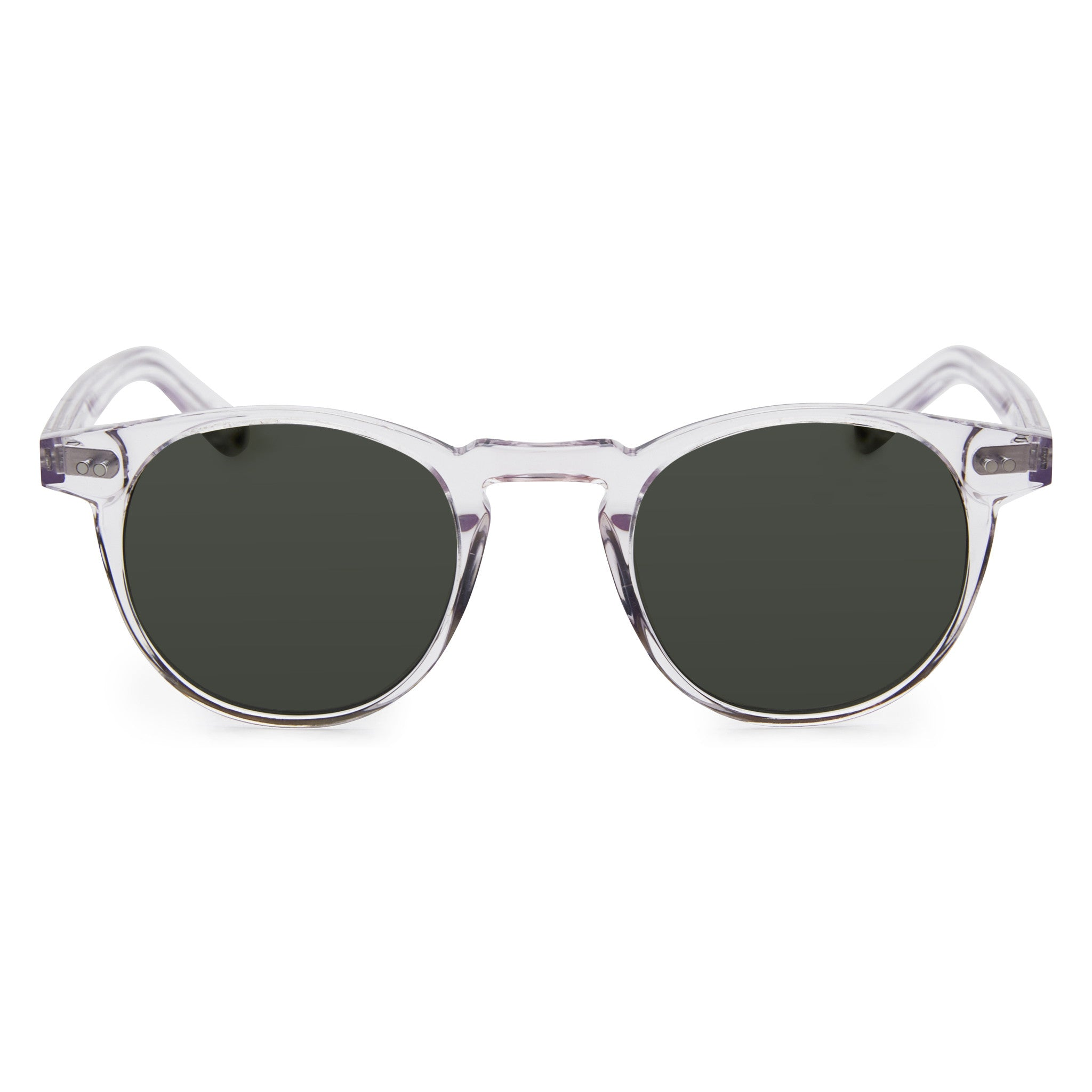 1fb622be54 Pacifico Optical Buckler - Crystal with Green Lens